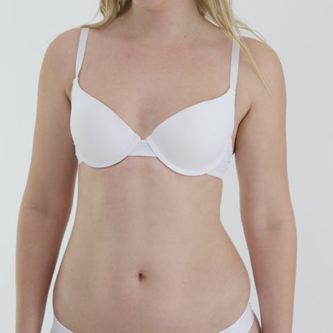 Everyday T-Shirt Bra in White