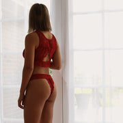 Gracie Set in Red