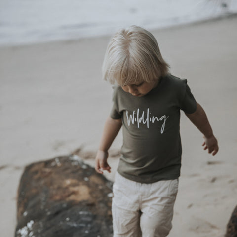 Wildling Earthy Tee (Clearance)