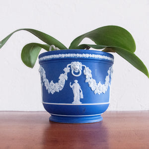 Antique Wedgwood Salt Glaze Jardinerie
