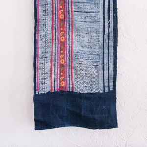 Handwoven Multicolor Linen Runner