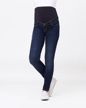 Load image into Gallery viewer, Maternity Rebel Jegging - Indigo