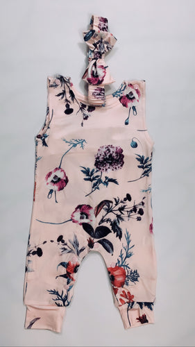 Trendy Little Floral One Piece