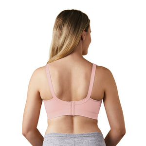 Body Silk Nursing Bra - Pink Ice