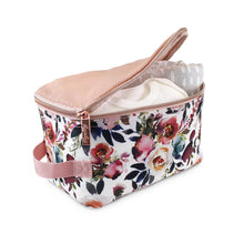 Load image into Gallery viewer, Blush Floral Diaper Packing Cubes