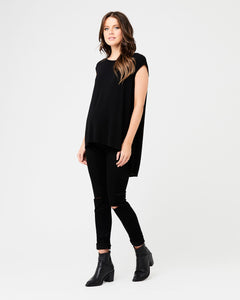 Maternity Carrie Top
