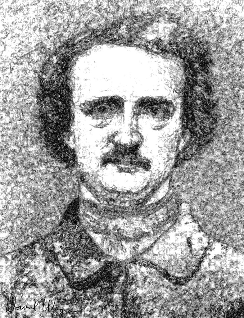 Morbid Mondays - The Mysterious Death of Edgar Allan Poe