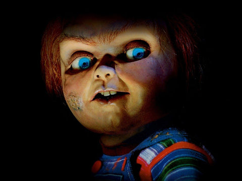 Evil Chucky from Childs Play