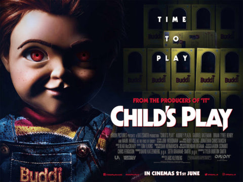Child's Play (2019) movie poster.