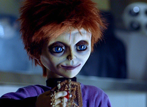 Glen ray from the movie Seed of Chucky