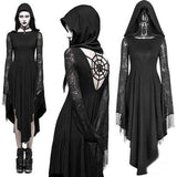 Arachne Hooded Gown