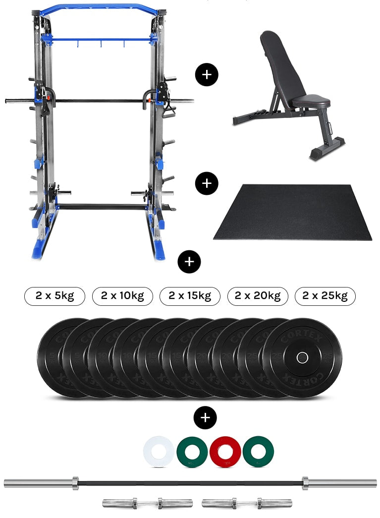 Ultimate Home Gym Package