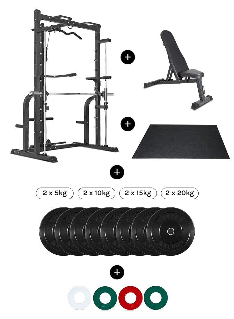 Ultimate Home Gym