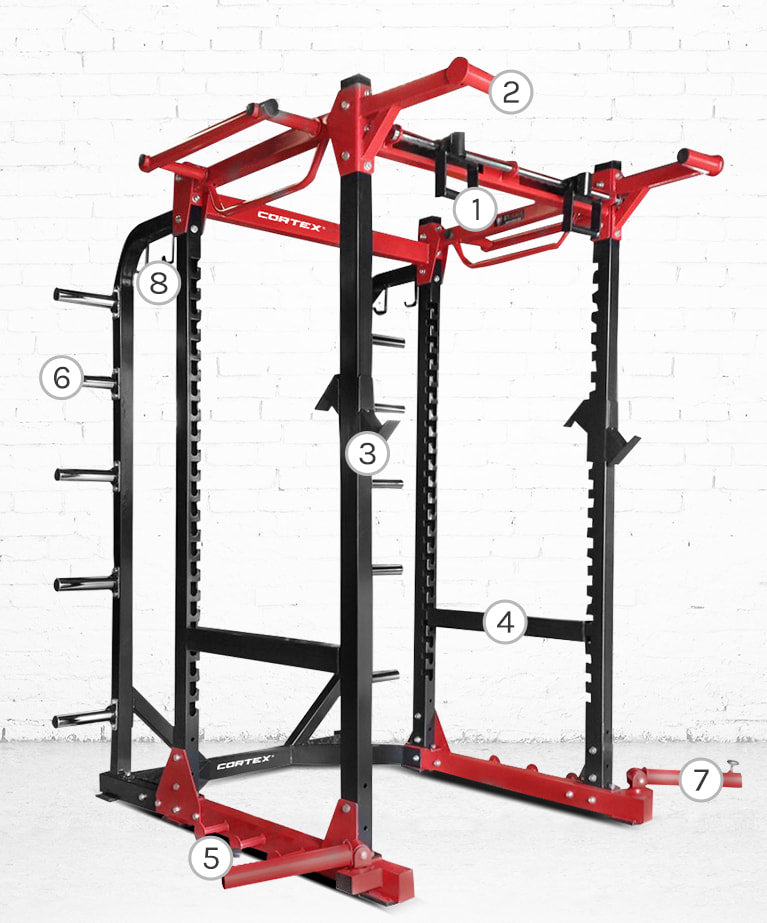 Ultimate Gym Rack