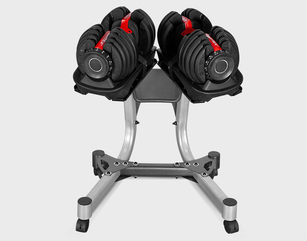 Dumbbell Stand Included