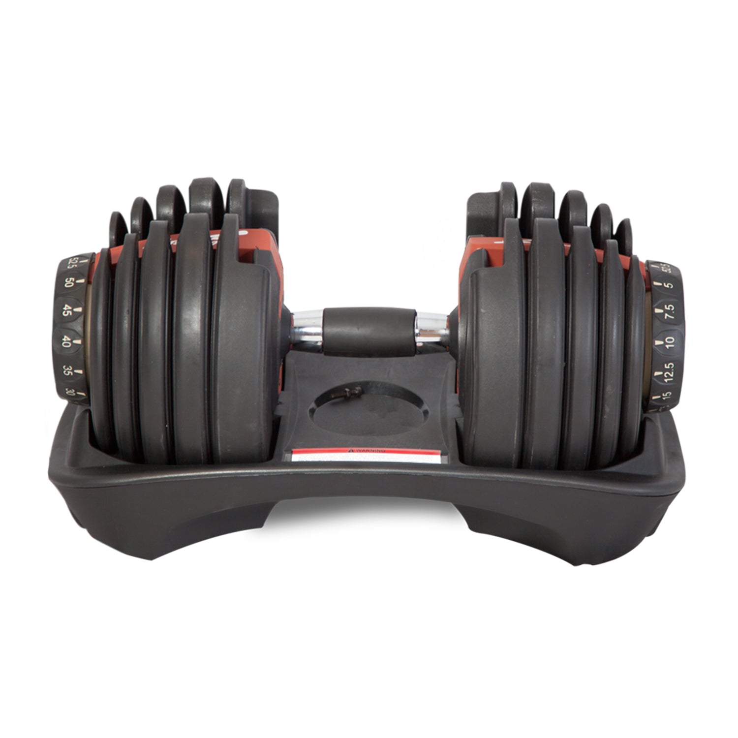 Adjustable Dumbbell 52.5lbs (1x Dumbbell Only)