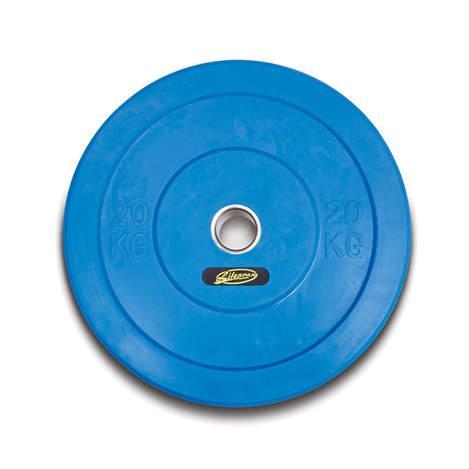 20KG Blue Olympic Bumper Plate