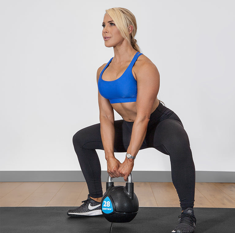 For Serious Kettlebell Lifters