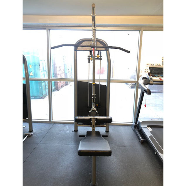 COMMERCIAL LAT PULL DOWN/ROW WNQ