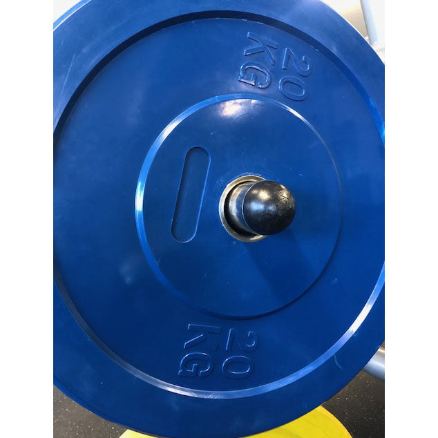 20KG OLYMPIC WEIGHT PLATE (BLUE) X4