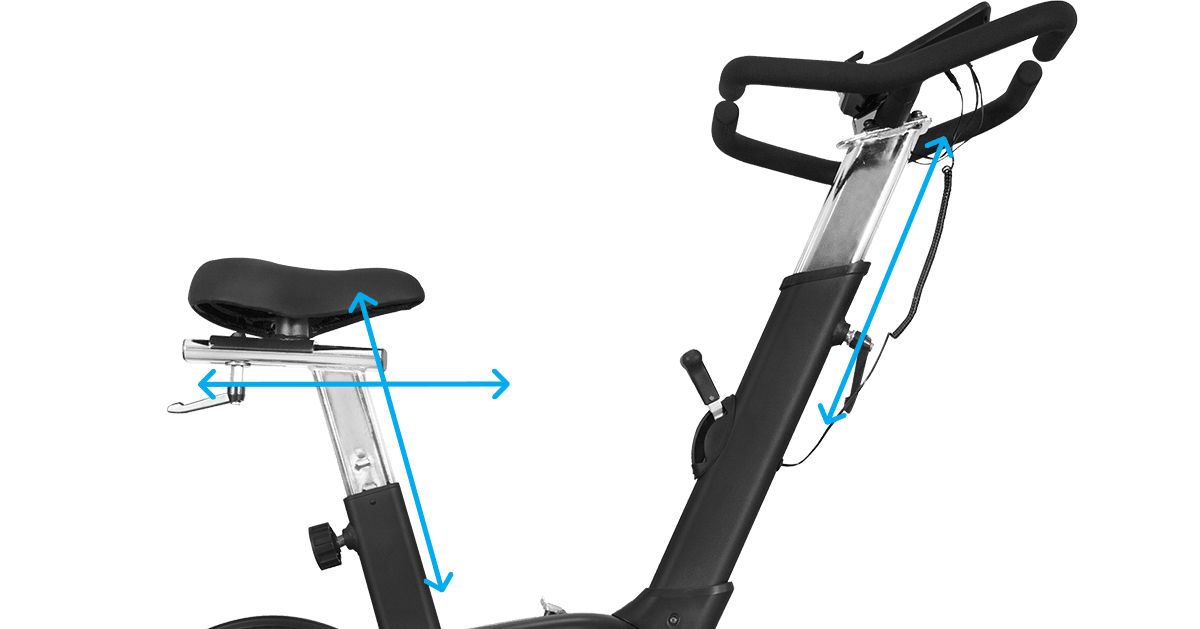 Fore and Aft Adjustability