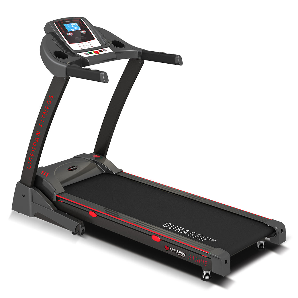 Stride treadmill (Old Model - Red and Black Frame)