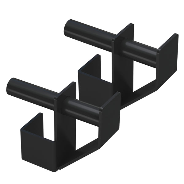 PR Series Power Rack - J-Hook Pair 50mm, 25mm