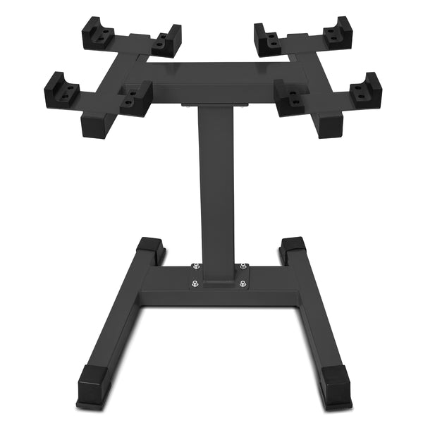 CORTEX RevoLock 64kg Adjustable Dumbbell Set with Stand (32kg Pair)