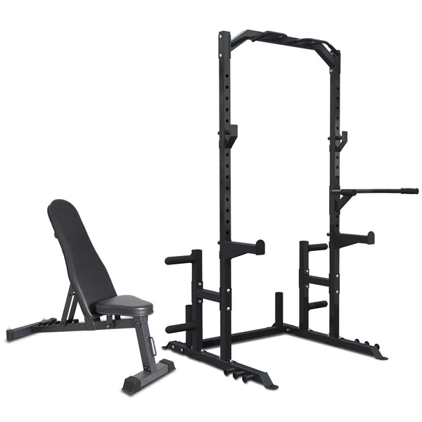 CORTEX PR-2 Half Rack & BN-6 Bench Package