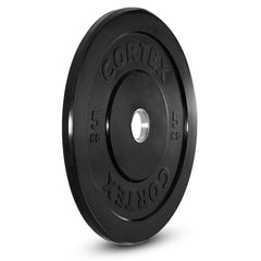 CORTEX 5kg Black Series Bumper Plates (Pair)