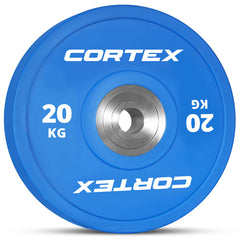 CORTEX 20kg Competition Bumper Plates (Pair)