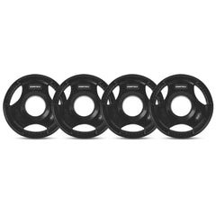 CORTEX 1.25kg Tri-Grip 50mm Olympic Plates (Set of 4)