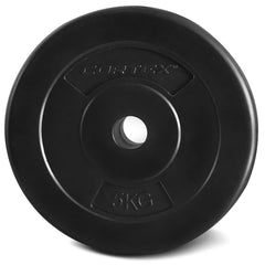 CORTEX 5kg EnduraShell 25mm Standard Plates (Set of 4)