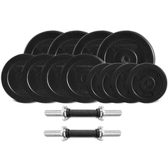 CORTEX 40kg EnduraShell Dumbbell Weight Set