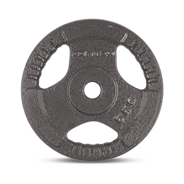CORTEX 90kg Tri-Grip 25mm Standard Barbell Weight Set