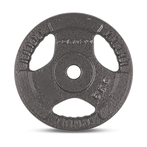 CORTEX 35kg Tri-Grip 25mm Standard Weight Plate Set