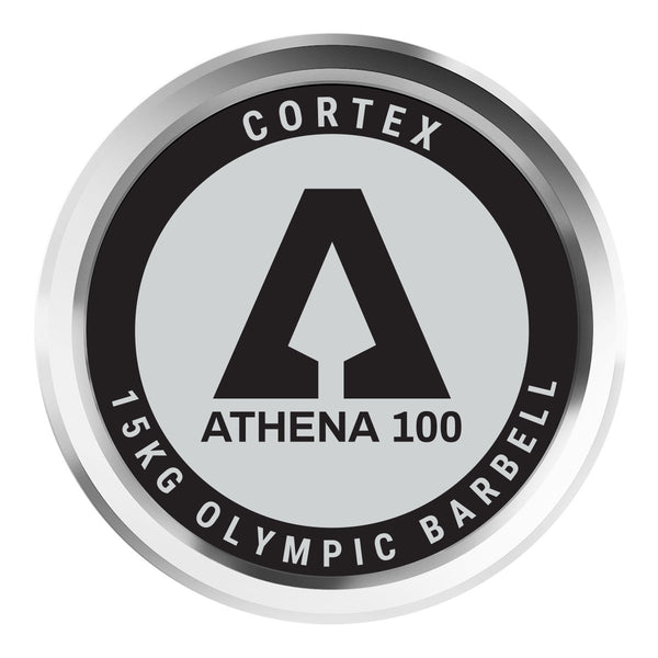 CORTEX ATHENA100 200cm 15kg Womens' Olympic Barbell With Spring Collars