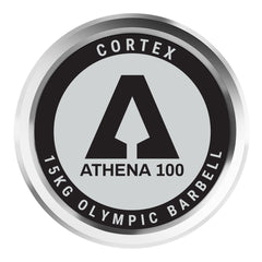CORTEX ATHENA100 200cm 15kg Women's Olympic Barbell