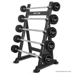 CORTEX ALPHA Series Fixed Barbell Stand L05