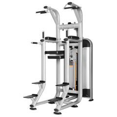 OMEGA Series CUKR-10 Assisted Chin Up Tower with Knee Raise and Dip