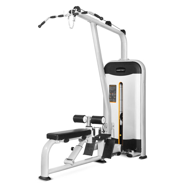 CORTEX OMEGA Series RWP-10 Lat Pull Down and seated pulley row