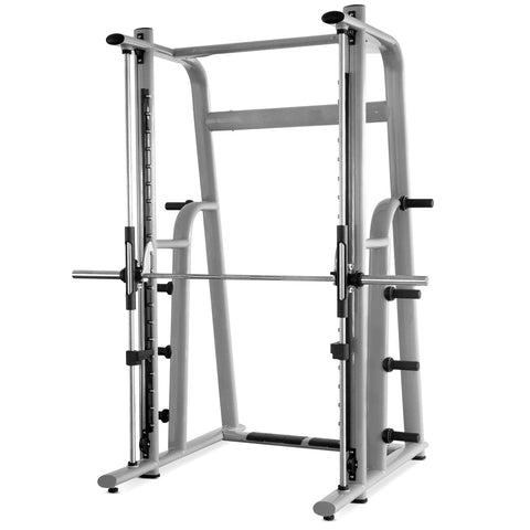 OMEGA Series SHM-10 Smith Machine with Weight Storage