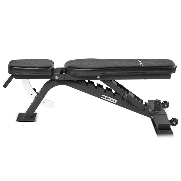 CORTEX ALPHA SERIES FID-09 Commercial Multi Adjustable Bench with Decline