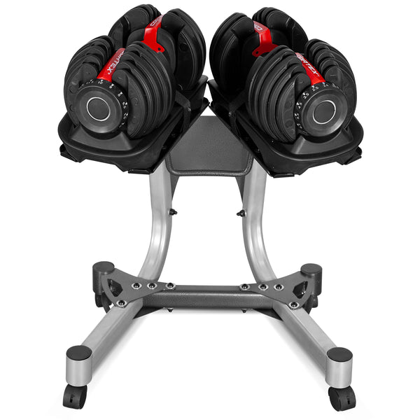 CORTEX V1 Adjustable Dumbbells 48kg with Stand