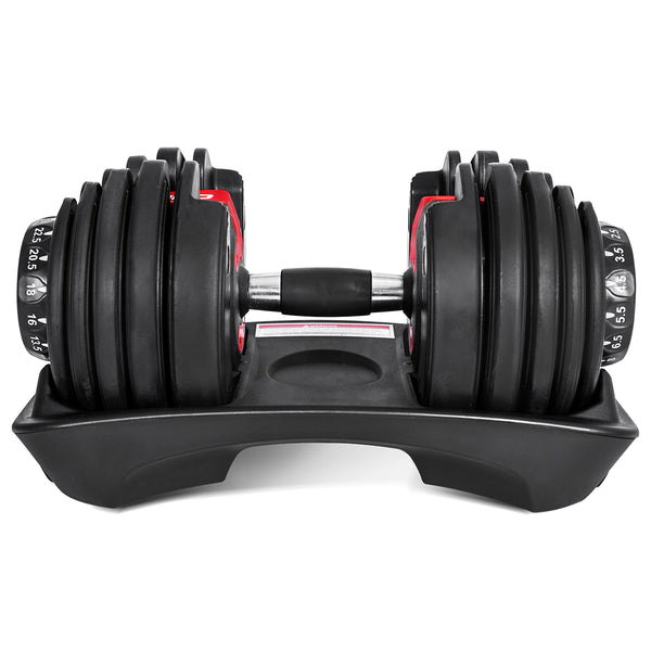 CORTEX Adjustable Dumbbells 48kg with Stand