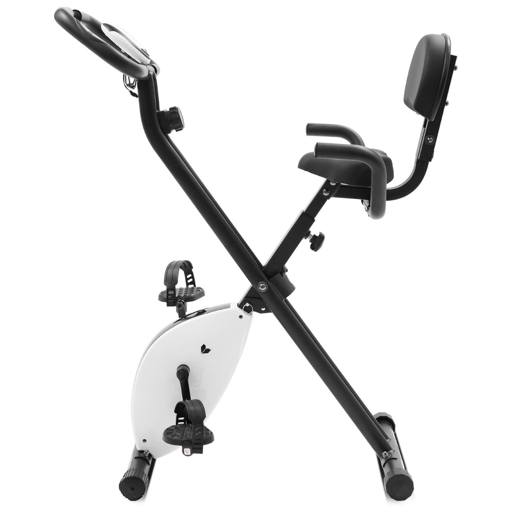 exer 10 folding exercise bike review
