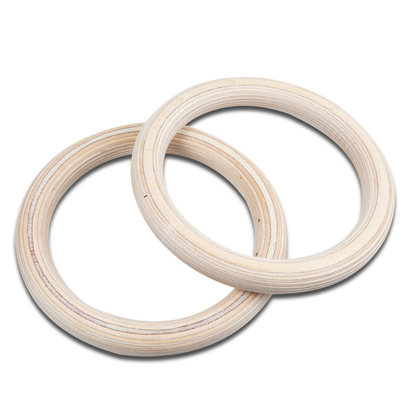 CORTEX Wooden Gym Rings