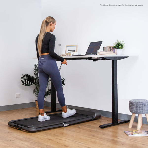 WalkingPad™ Treadmill with ErgoDesk Automatic Standing Desk 1500mm