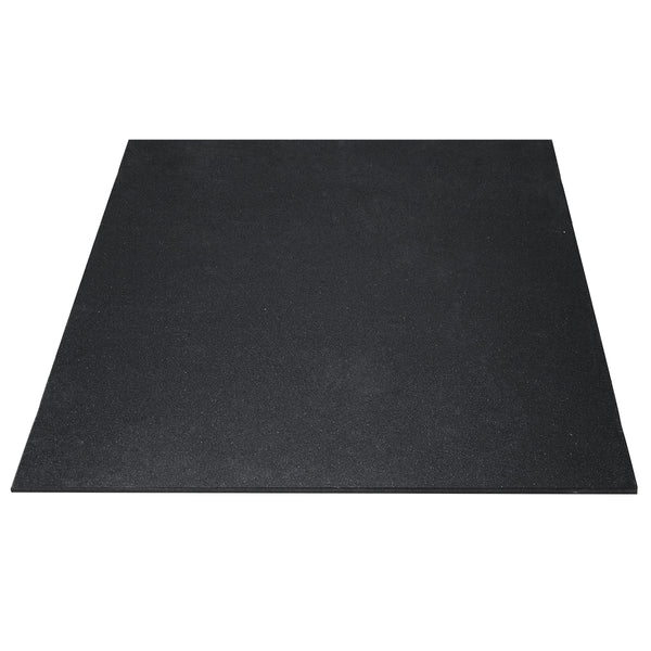 Rubber Gym Floor Mat 10mm Set of 9
