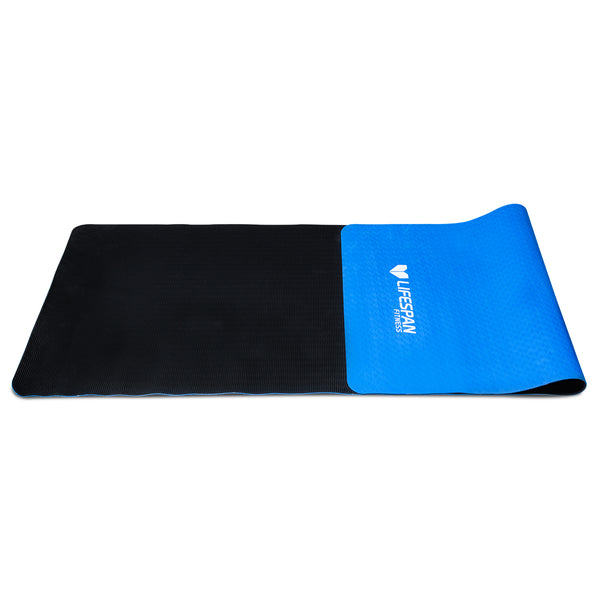 Yoga Mat in Blue